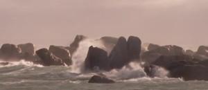 Vents violents : pour la deuxième fois de la semaine, la Bretagne fait face à la tempête