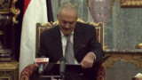 Yémen : le président Saleh signe l'accord de transfert du pouvoir