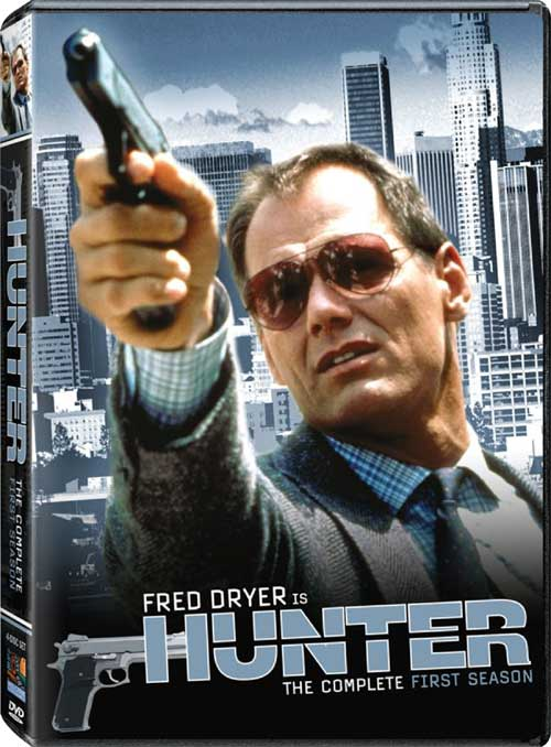 Rick Hunter Dvd zone 1 saison 1