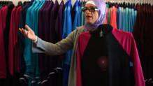 Aheda Zanetti, la créatrice du burkini