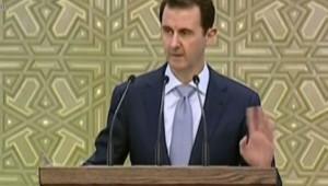 Bachar al-Assad, le 26/7/15