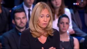 """Karine à Hollande sur TF1 : """"2014, ça a été un énorme choc de complexification"""""""