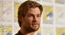L'acteur australien Chris Hemsworth.