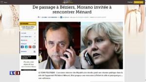 Robert Ménard invite Nadine Morano à le rejoindre