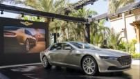 Aston Martin Lagonda - Dubaï