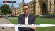 Brexit : le commissaire européen britannique annonce sa démission