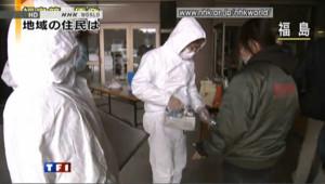 Japon : la peur de la contamination radioactive