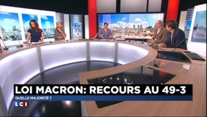 """Loi Macron et recours au 49-3 : """"La gauche aujourd'hui n'existe plus en tant que telle"""""""