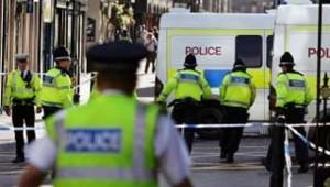 police Scotland yard princes street Londres