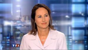 "Royal au 20h : le ""système Sarkozy"", ""un pouvoir corrompu"""