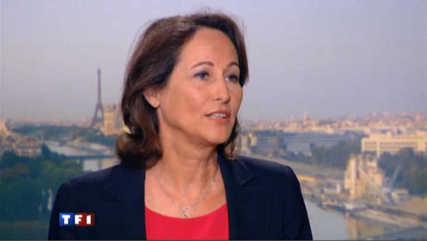 """Ségolène Royal : """"La crise n'est pas une fatalité"""""""
