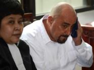 Serge Atlaoui (à d.), avec son avocat, le 11/3/15