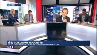 G. Roquette dévoile l'interview exclusive de N. Sarkozy