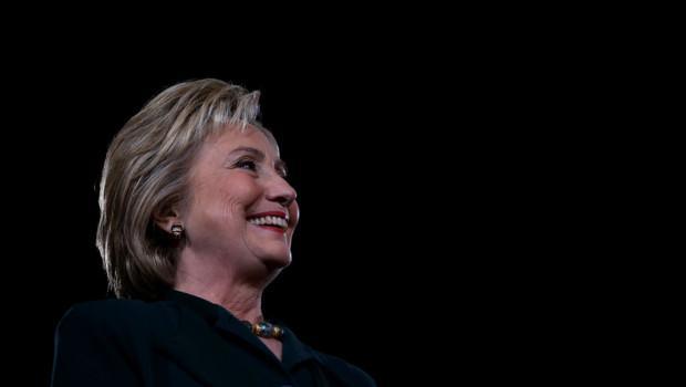 Hillary Clinton, candidate à la Maison Blanche