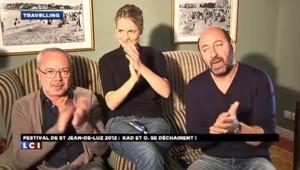 LCI fête ses 20 ans : Kad et Olivier ont une chanson pour vous