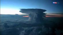 Le 20 heures du 31 juillet 2014 : Crash du vol AH5017 : le cumulonimbus fait peur aux pilotes de ligne - 650.406
