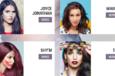 NMA 2014 - Nommées Artiste Feminine Francophone