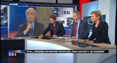 """Mort du PDG de Total: """"Il était plus encore qu'un chef d'entreprise"""" réagit Parisot"""