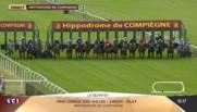 Replay du Quinté du 25/06/2016 – Hippodrome de Compiègne