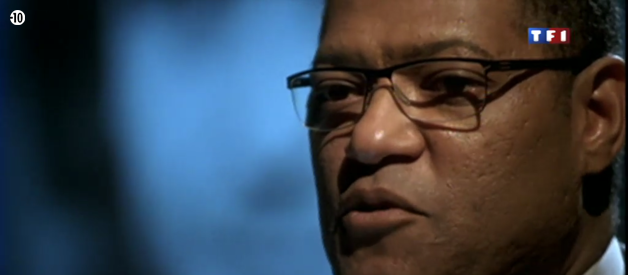Laurence Fishburne dans Les experts las vegas