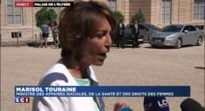 """Canicule : """"Nous prenons les mesures nécessaires quand elles sont nécessaires"""" assure Touraine"""