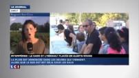 """Intempéries : dans le Gard, """"la Cèze est sortie de son lit"""""""