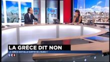 """La Grèce dit """"non"""" : """"On est dans une situation de stress médical"""""""