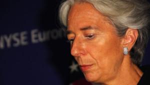 Lagarde Bruxelles Bercy