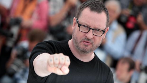 Le réalisateur danois Lars Von Trier à Cannes 2011 pour le film Melancholia