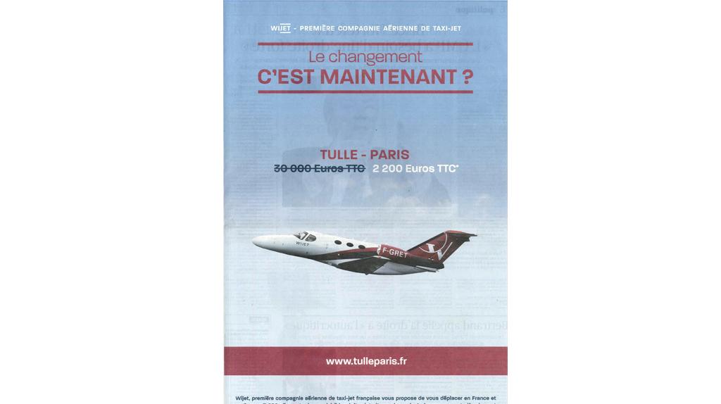 Le slogan de campagne de François Hollande inspire les publicitaires