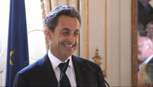 Nicolas Sarkozy (image d'archives)