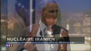 """Obama salue une entente """"historique"""" avec l'Iran sur le nucléaire"""