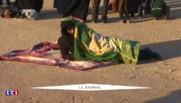 Syrie: 20.000 réfugiés s'amassent à la frontière turque