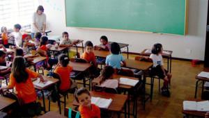 TF1/LCI : Salle de classe