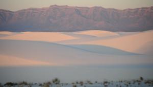 White Sands parc national Etats-Unis
