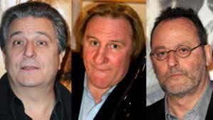 Christian Clavier Gérard Depardieu Jean Reno