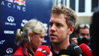 F1 GP Malaisie Sebastian Vettel