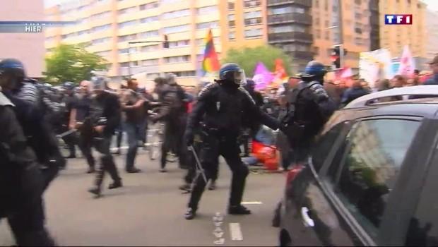 """Haine """"anti-flic"""" : l'image du policier qui secoure et protège existe encore chez les Français"""