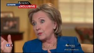 """Hillary Clinton se présentera aux élections quand elle sentira que c'est """"le bon moment"""""""