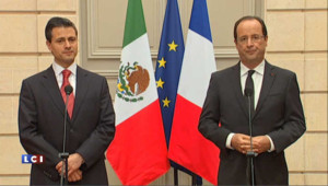 """Hollande sur Cassez : """"nous faisons confiance à la justice mexicaine"""""""