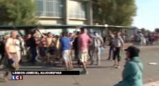 La Grèce supporte tant bien que mal les vagues de migrants