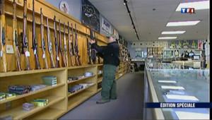 Newtown : le débat sur les armes à feu à nouveau rouvert
