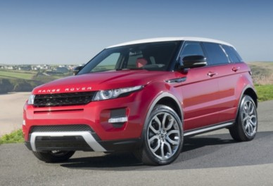 Photo 1 : RANGE ROVER EVOQUE - 2011