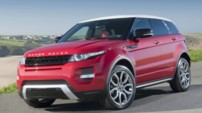 LAND ROVER Range Rover Evoque SD4 Dynamic - 2011