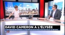 """Union Européenne : David Cameron veut obtenir """"des concessions"""""""