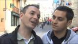 VIDEO. Le 1er mariage gay de France aura lieu mercredi sous forte protection policière