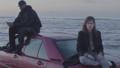 Booba et Christine and the Queens dans le clip Here.