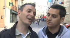 Le 13 heures du 18 mai 2013 : Mariage gay : la premi union pour le 29 mai - 377.55800000000005