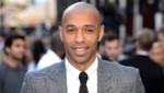 Thierry Henry pour l'avant première du film Entourage à Londres en juin 2015