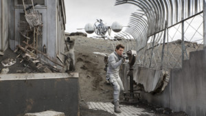 Tom Cruise dans le film Oblivion
